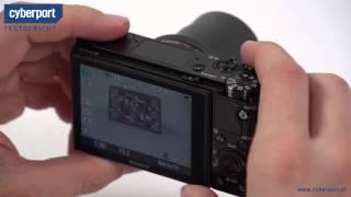 Sony Cyber-shot DSC-RX100 Mark III im Test I Cyberport