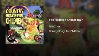 Fox Hollow's Animal Train