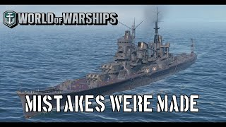 World of Warships - Mistakes Were Made