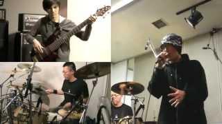 Nothing To Say / ANGRA (Full Band Cover by Daisuke Kurosawa)