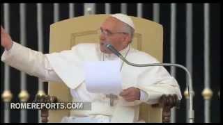 El Papa explica la fe en el Espíritu Santo