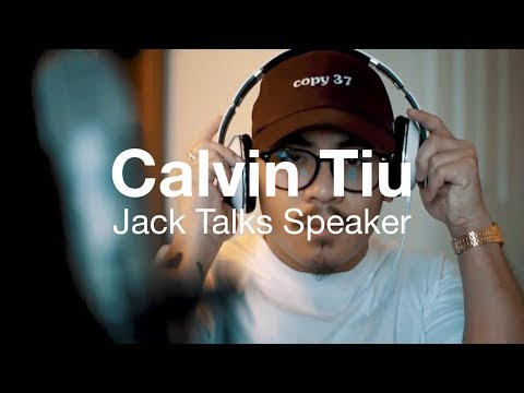 "Meet Calvin ""Kalvonix"" Tiu, Jack Talks Speaker in Vancouver BC."