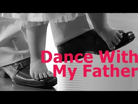 Dance With My Father - Luther Vandross (lyrics)