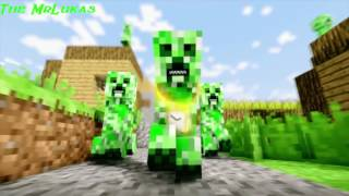 Крипер Рэп  Песня про Minecraft CREEPER
