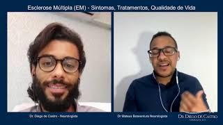 Esclerose Múltipla - Sintomas, Tratamento, Qualidade de Vida