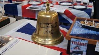 preview picture of video 'RMS TITANIC -  Modelmania (5/5) - Monchecourt (22 et 23/11/2014)'