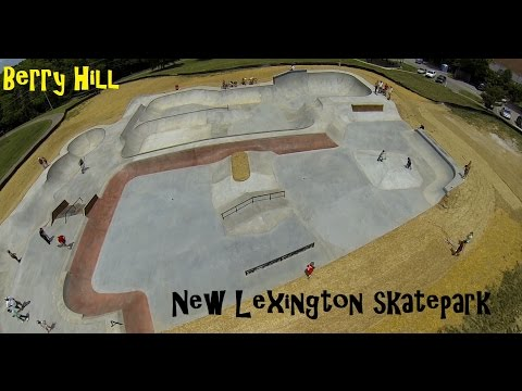 Berry Hill NEW LEXINGTON SKATEPARK