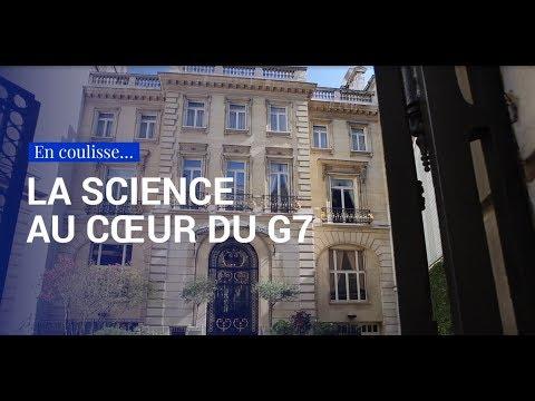 La science au cœur du G7 – Sommet des académies des sciences du G7,  24-26 mars 2019