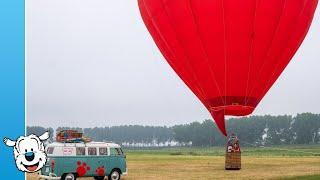 Samson & Marie - Grote rode luchtballon