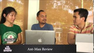 The Reel Show - [Movie Review - Spoilers at the end] Ant-Man