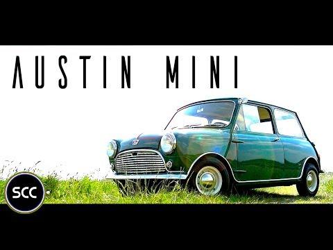 AUSTIN MINI SEVEN 850 1967 - A playful rascal! - Test drive in top gear   SCC TV