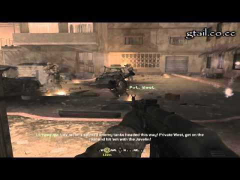 Call Of Duty 4 Modern Warfare Walkthrough Fng 01 By