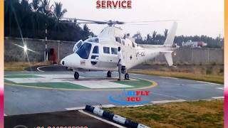 Book Low-Price Air Ambulance Service from Ranchi to Delhi by Hifly ICU