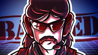 The BIG Question Behind DR. DISRESPECT's Twitch Ban