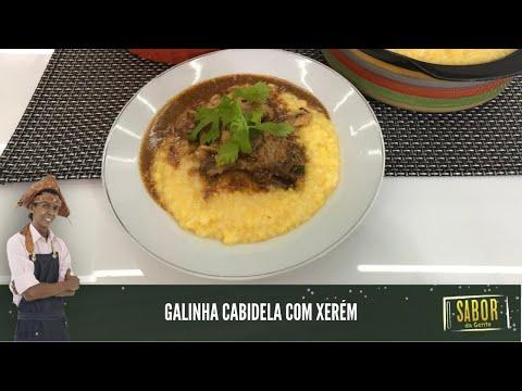 [Sabor da Gente exibido em 22/01/2021] Galinha Cabidela com Xerém, com chef Rivandro França