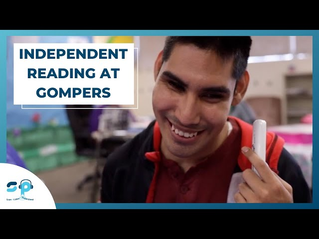 ReaderPenUS|Videos|Supporting Needs With Assistive Tech