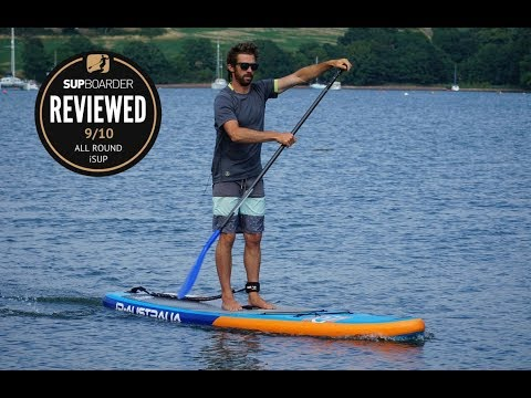 "2018 JP Australia AllroundAir 10'6"" WindSurf-SUP / Video review"