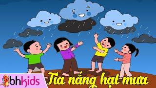 Tia Nang Hat Mua - Bé Tập Hát Bài Tia Nắng Hạt Mưa