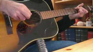 Isle of islay - Donovan - Gibson guitar part