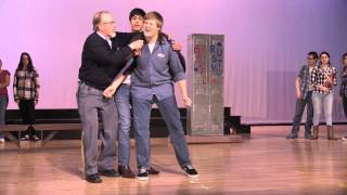 "Freddy Awards 2015: ""Footloose"" at Catasauqua High School"