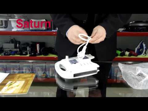 Saturn ST EC1082 Unboxing