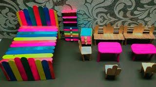 Amazing Barby Doll Furniture Stick Make