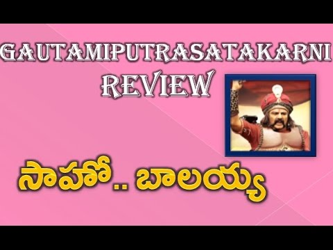 Gautamiputra Satakarni Review   Balakrishna   Shriya   Krish   #GPSK   Maruthi Talkies Review