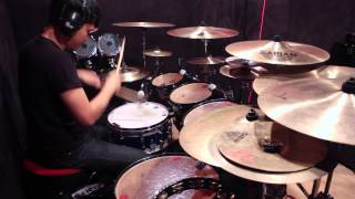 Doing Time Avenged Sevenfold Drum Cover By Singsong