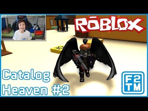 Roblox catalog heaven part 1 - смотреть онлайн на Hah Life