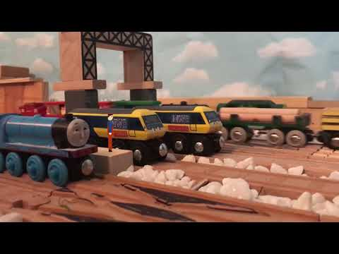 Gordon's London Adventure | Thomas & Friends Wooden Railway Adventures | Short 3