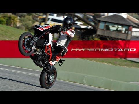 Ducati Hypermotard - MotoGeo First Ride Review
