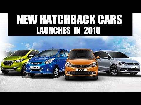 New Upcoming Hatchback Cars In India 2016
