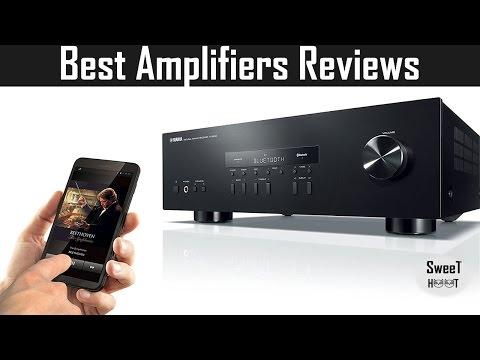 Best Amplifiers Reviews 2017 –  Cheap Amplifiers