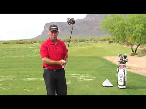 Golf lesson: How to hit the ball straight