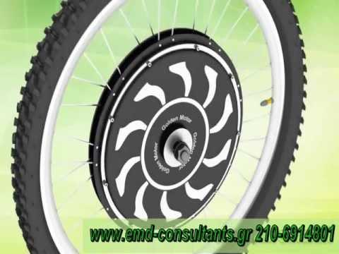 Κιτ μετατροπής ηλεκτρικού ποδηλάτου