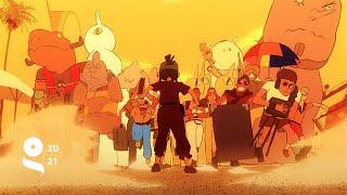GOLDEN HOUR - Animation Short Film 2021 - GOBELINS