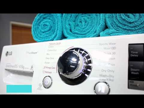 LG WD14130FD6 Washer Dryer Combo reviewed by product expert   Appliances Online