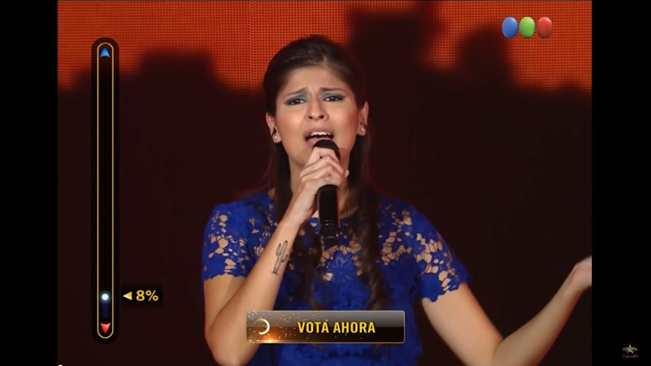 Homenajes: Itatí canta «Paisaje de Catamarca» – Elegidos #Elegidos