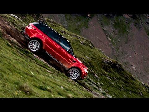 2017 Range Rover Sport - Inferno Downhill Challenge