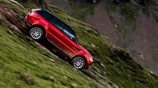 Range Rover Sport (2017) Inferno Downhill Challenge