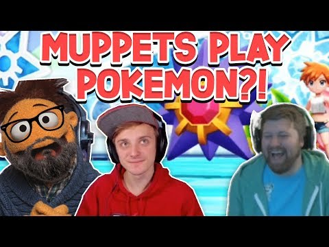 WHEN MUPPETS TAKE OVER. | Pokémon Let's Go Pikachu and Eevee TEAM ROCKET Tri Op #8