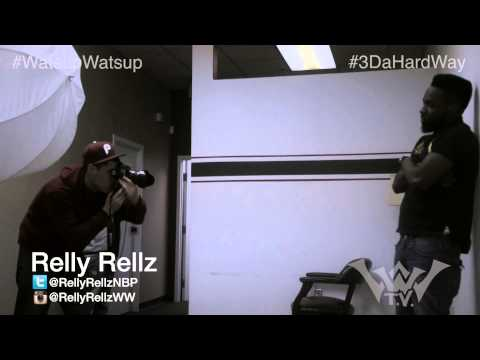 The 3 Da Hard Way SHOW EP.1 (PhotoShoot) Starring @RellyRellzNBP @MeaziiWW @HardasRell