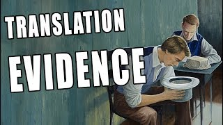 Evidences of the Book of Mormon: Translation