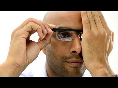 Зрение сетка перед глазами