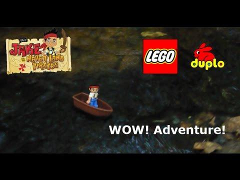 Vidéo LEGO Duplo 10512 : La chasse au trésor de Jake