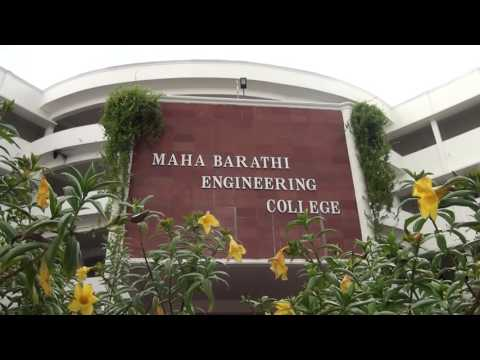 Maha Barathi Engineering College video cover1