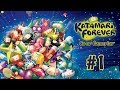 Katamari Forever Co op Gameplay 1