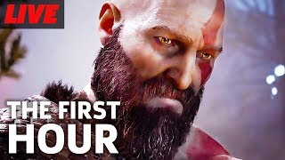 The First Hour In God Of War