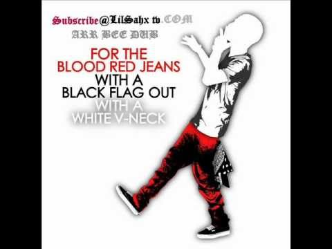 Red Black And White_Lil $ahx