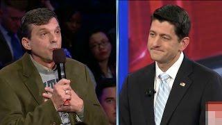 Cancer Survivor To Paul Ryan: Obamacare Saved My Life